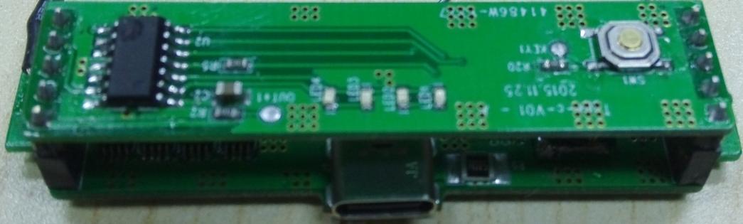 type-c适配器电路板开发生产软硬件方案开发定制公司